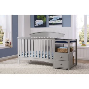 convertible baby cribs with changing table save PYCPTNN