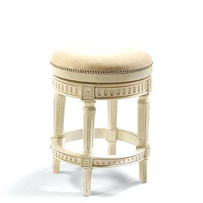 counter height backless swivel bar stools white swivel bar stools swivel counter height backless bar stool ILZINOX
