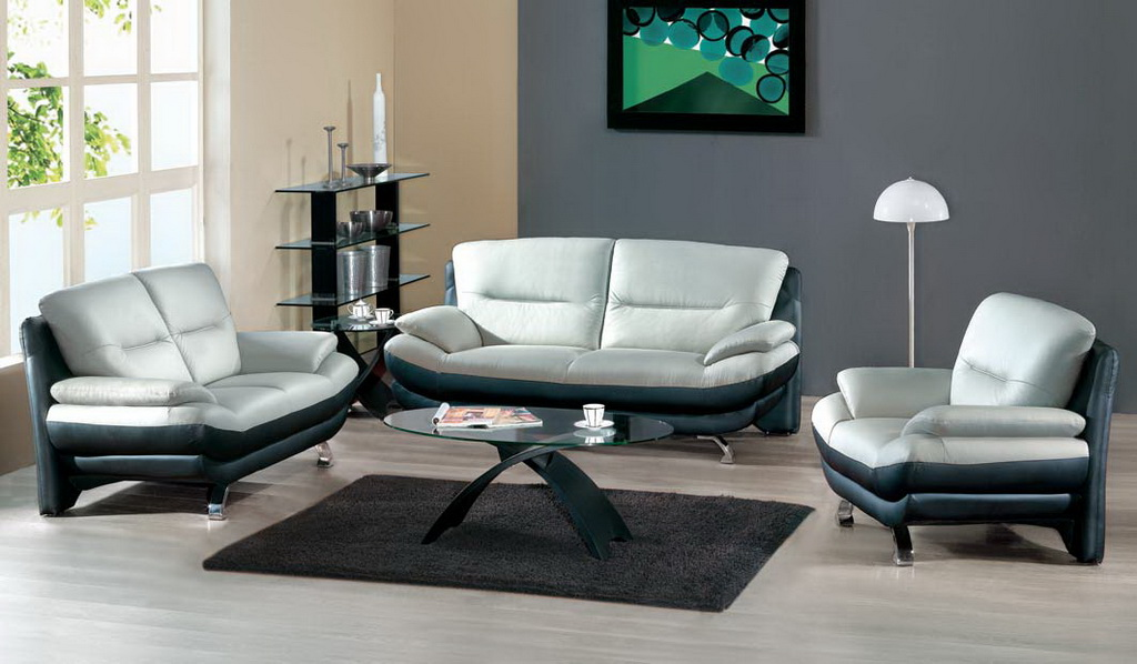 creative of contemporary leather living room furniture living room living ZIGZAKV