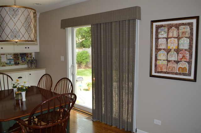 curtains for sliding glass doors in kitchen kitchen sliding glass door traditional GPEIXAN