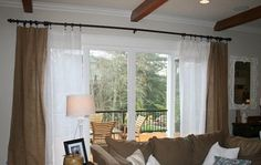curtains for sliding glass doors with vertical blinds RBJGBVD