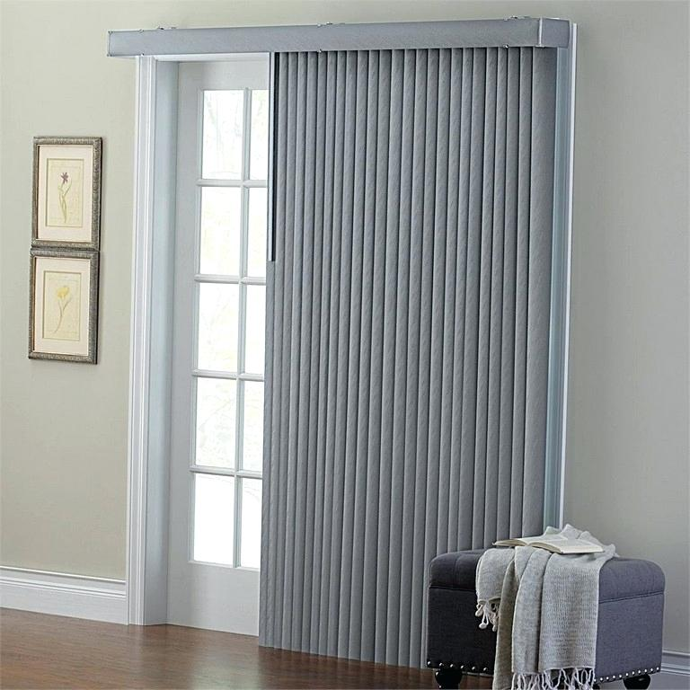 curtains for sliding glass doors with vertical blinds what size curtains for sliding glass door french door blinds XSLJRKB