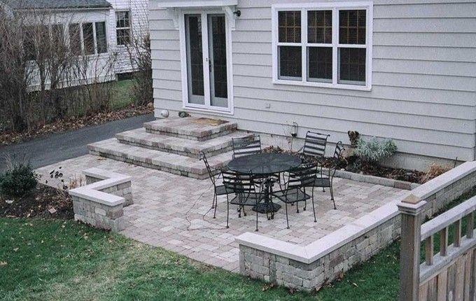 Unique Concrete Patio Ideas for Small Backyards