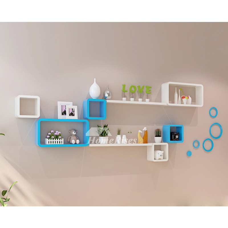 decorative wall shelves for living room living room wall shelves wooden decorative wall mounted cube JXCLXLN