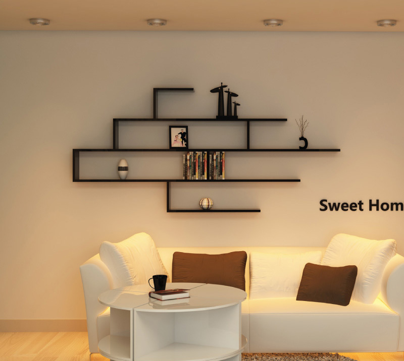 decorative wall shelves for living room ... wall units, storage containers wall mounted bookcase ikea wall ZYNGOBK