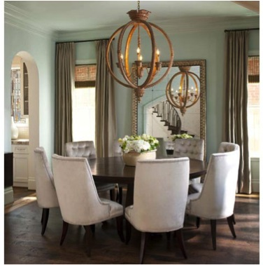dining room sets with upholstered chairs modern wingback dining chair ... JNCWARA