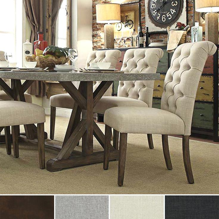 dining room sets with upholstered chairs tufted dining room set awesome upholstered dining room chairs best UPFAWKG