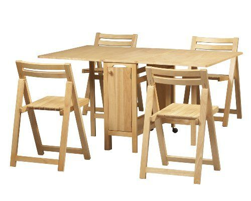drop leaf table with folding chairs stored inside amazing of folding table with chairs inside drop leaf table GCJWMDZ