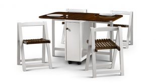 drop leaf table with folding chairs stored inside great folding table with chairs stored inside 20 drop leaf ATZVARI