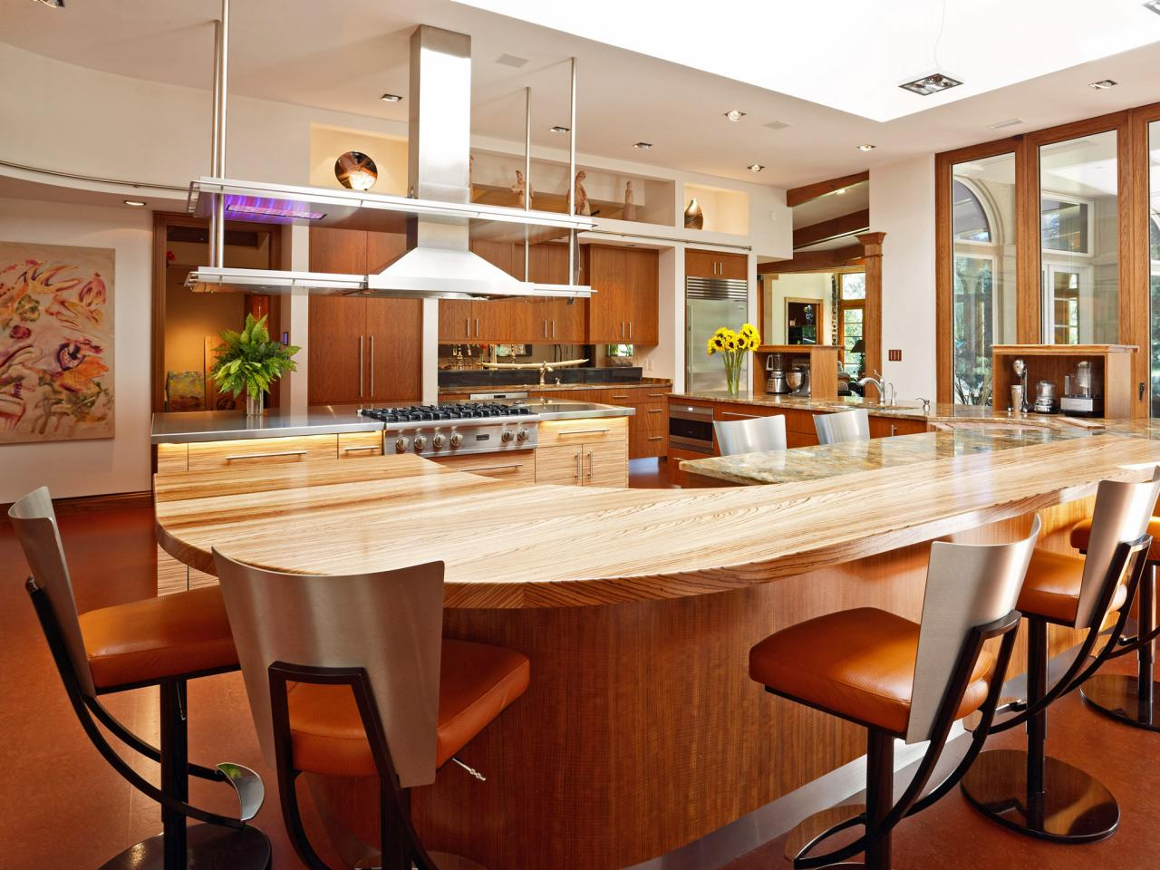 extra large kitchen island with seating ICOKSJE