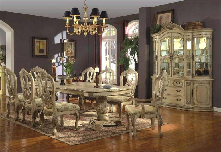 formal dining room sets with china cabinet CBESVRA