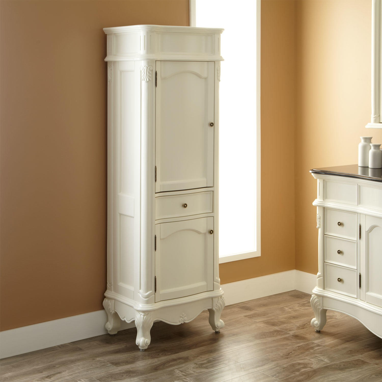 free standing linen cabinets for bathroom best free standing linen closet homesfeed QLCDEGZ