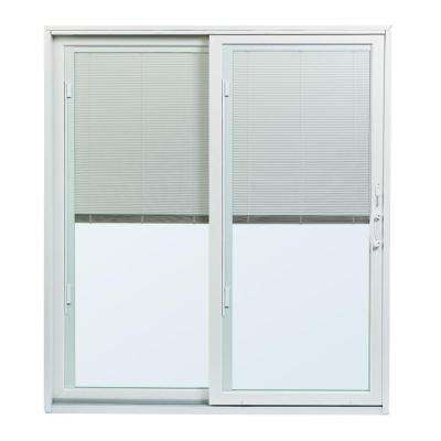french doors with blinds between the glass ... blinds between the glass. compare. 70-1/2 in.x79-1/2 in. 200 NGBGZID
