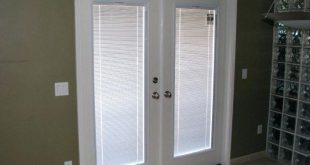 french doors with blinds between the glass french patio doors with blinds between glass sliding patio doors RYWIHQQ