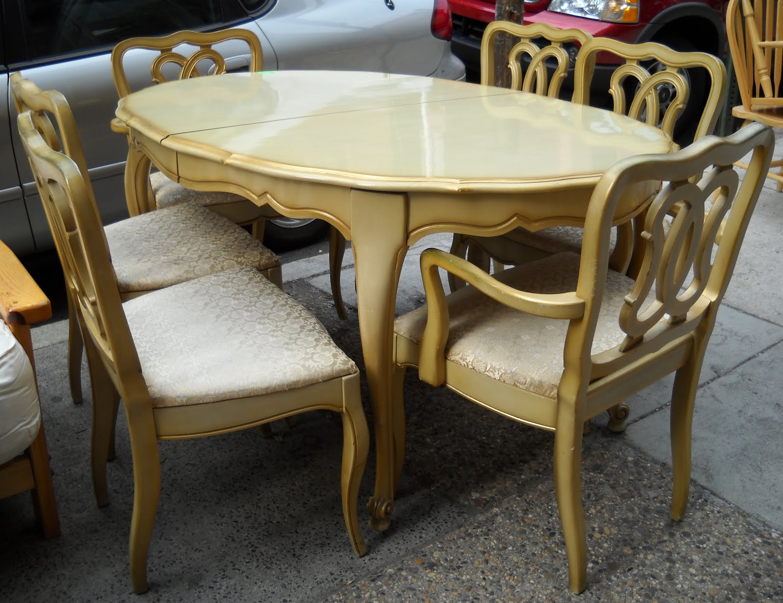 french provincial dining room furniture beautiful french provincial dining set includes a buffet and table AXXBVCE