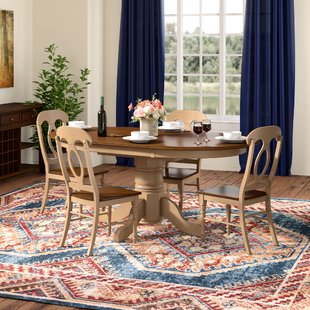 french provincial dining room furniture huerfano valley 5 piece dining set EJUIAOY