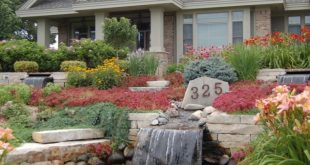front yard landscaping ideas with rocks rock garden designs front yard WRCUQLE