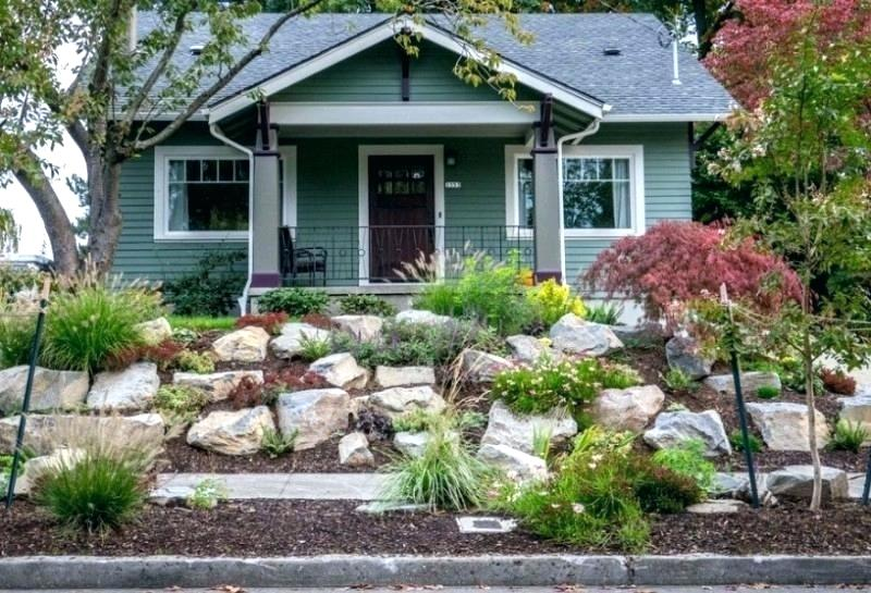 front yard landscaping ideas with rocks small front yard landscaping ideas rock garden designs for home SCSDYTG