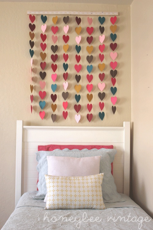 homemade wall decoration ideas for bedroom 25_teenage_girl_room_decor_ideas5 XWMLFPW
