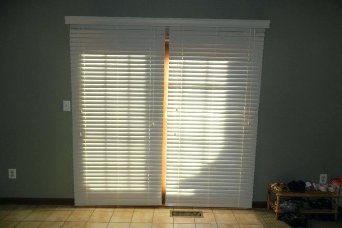 horizontal blinds for sliding glass doors living random wood vertical AZJMOFP