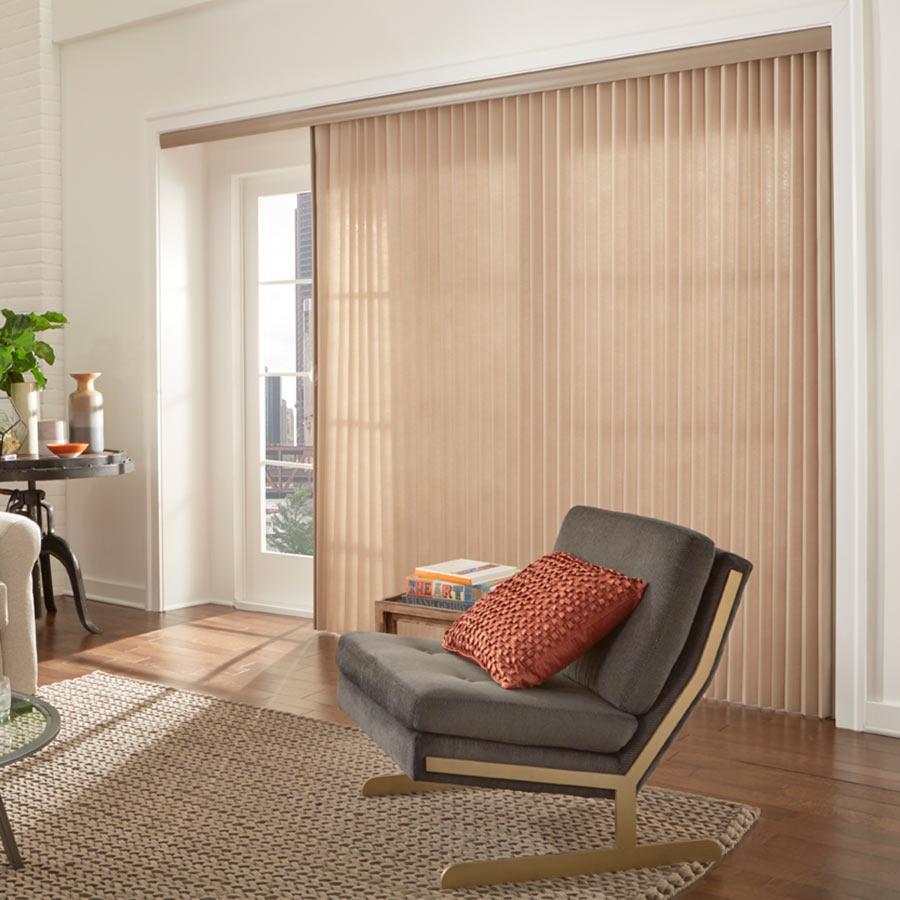 horizontal blinds for sliding glass doors premier 2 light filtering vertical blinds LQTDEXH