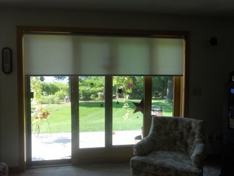 horizontal blinds for sliding glass doors UEUPHVS