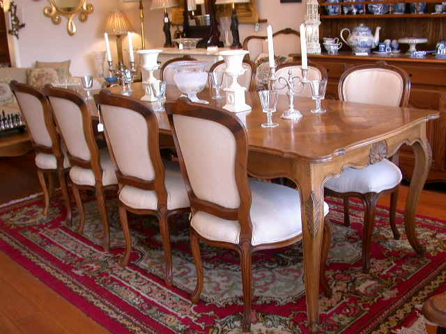 incredible french provincial dining room furniture within appealing antique PIYUAXP