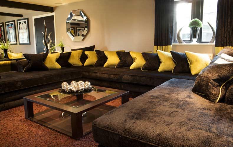 interior, brown living room furniture decorating ideas satisfying qualified  10: TGCPLGA