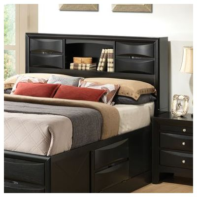 king size headboard with storage and lights king headboard with storage YSPKQGB