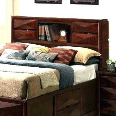 king size headboard with storage and lights queen headboard with PBLBMGA