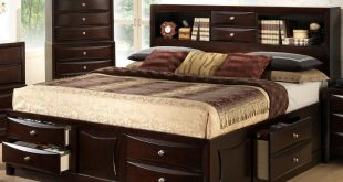 king storage bed with bookcase headboard alex express life c0172 queen storage bed w/ bookcase headboard CNQZRXS