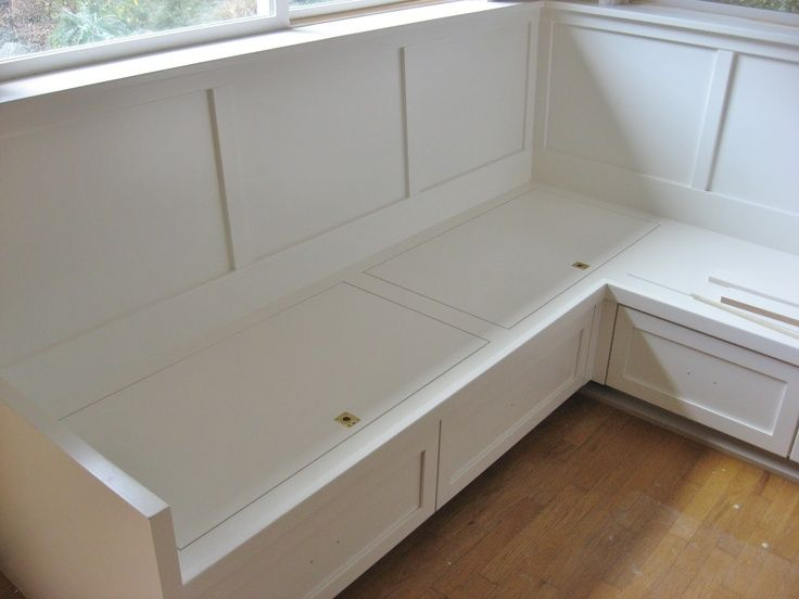 kitchen corner bench seating with storage - google search PJBNNDP