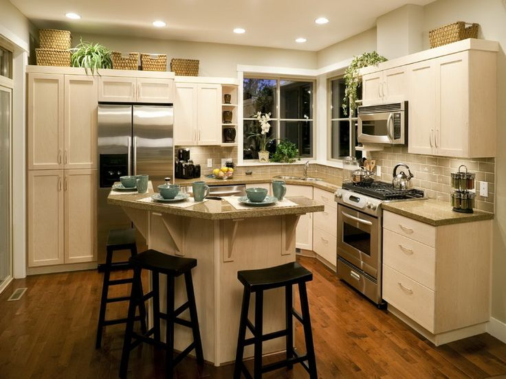 kitchen island ideas for small kitchens 20 unique small kitchen design ideas | kitchen | pinterest KYOOQBN