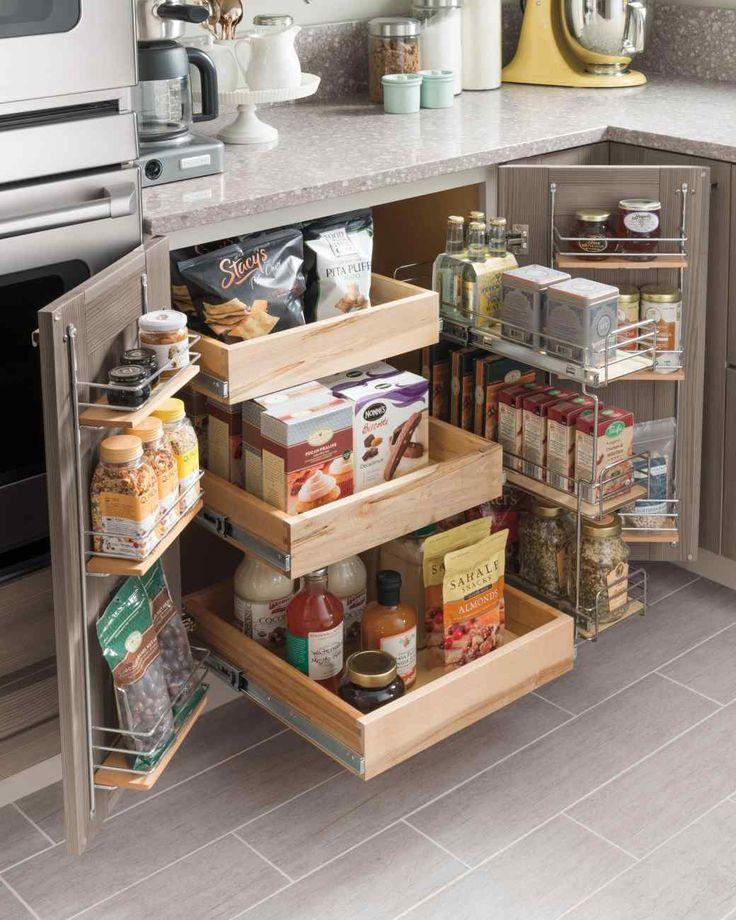 kitchen storage ideas for small kitchens small kitchen storage ideas for a more efficient space | VATJMUL
