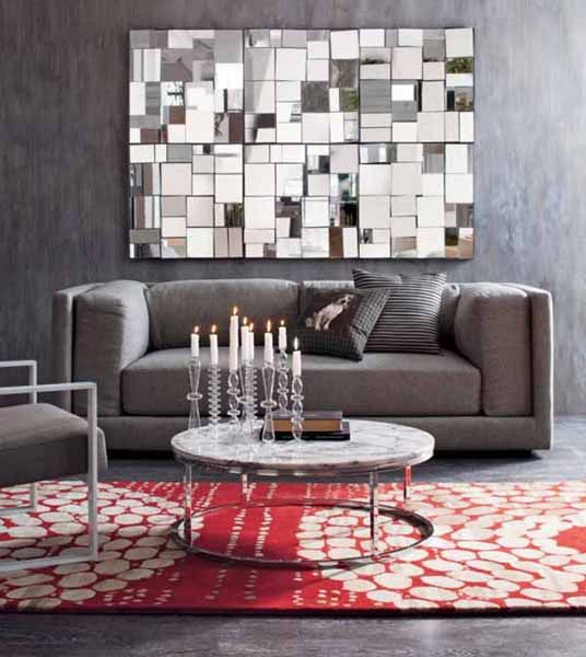 large decorative mirrors for living room modern wall mirrors, new design ideas for unique room decor UPXDTAF