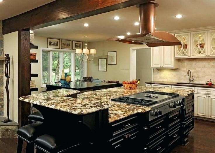 large kitchen islands with seating and storage best island ideas EAGDTDU