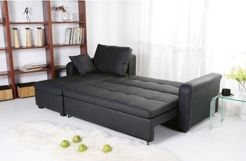 leather sectional sleeper sofa with chaise 2 DVYACNG