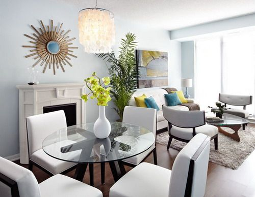 living and dining room together small spaces small living room dining room combo | home decor style MRBVRCN