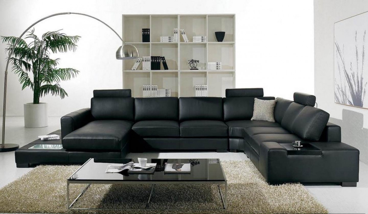 living room colors for black leather furniture furniture cool black leather sofa living room 28 beautiful brown ATZQAYQ