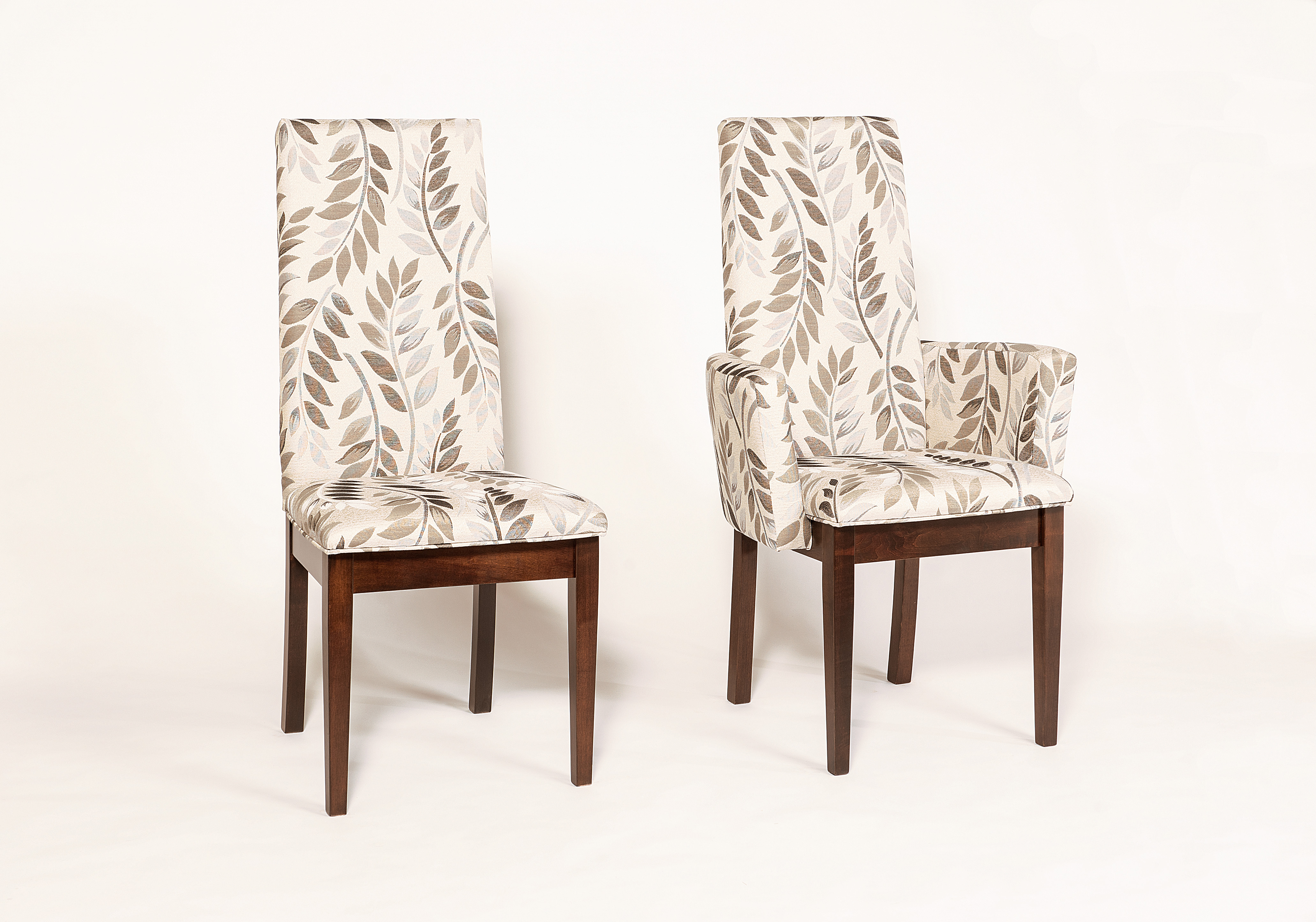 lovely ideas upholstered dining room chairs with arms clever fully CBEPAIQ