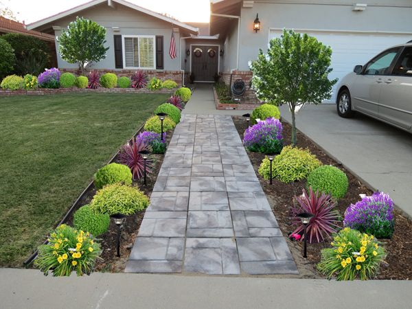 Low Maintenance Landscaping Ideas Front Yard: Time is More Valuable Than Money