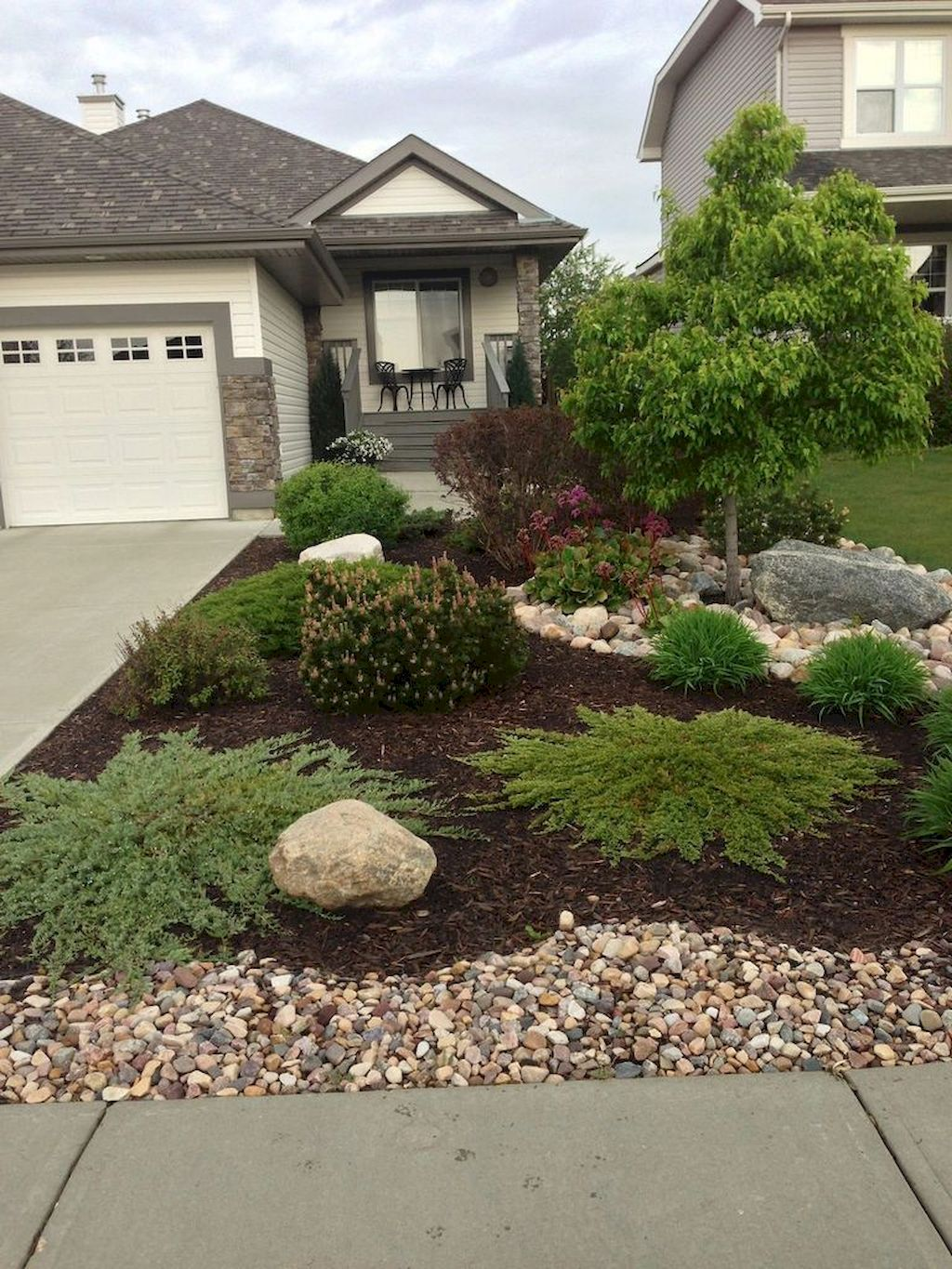 low maintenance landscaping ideas front yard gorgeous 60 simple low maintenance front yard landscaping ideas TZPCLDG