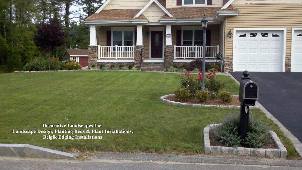 low maintenance landscaping ideas front yard low maintenance landscape ideas for front yards in ma YTBFTBZ