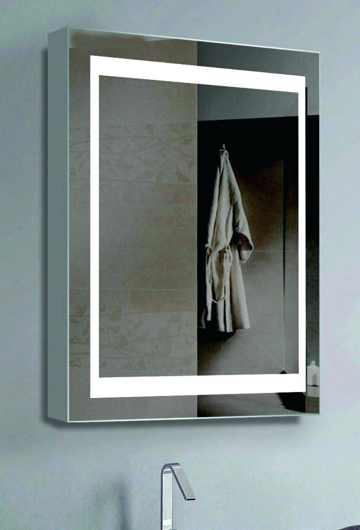medicine cabinet with mirror and lights mirror medicine cabinet with light medicine cabinet with light modern GOYXQGE