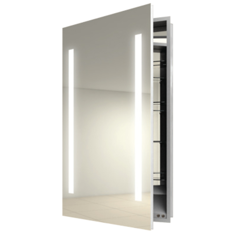 Medicine Cabinet With Mirror And Lights: Importance and Aesthetic Appeal