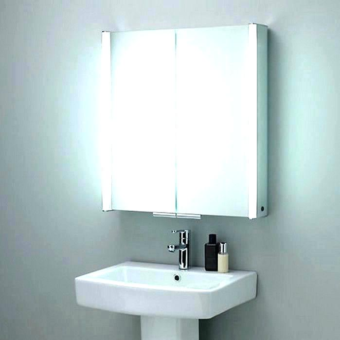 medicine cabinet with mirror and lights phenomenal lights medicine cabinet illuminated bathroom vanity mirror  cabinets XUZUBQJ