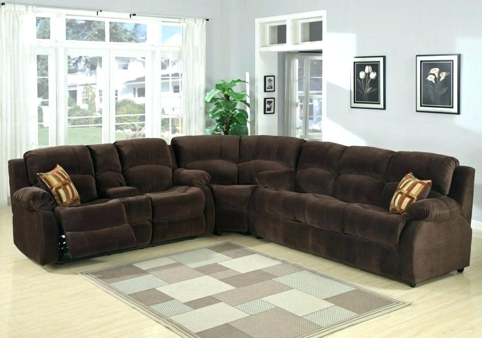 microfiber sectional couch with recliner cream leather recliner sofa sectional sofas with electric recliners living XDMMEKI