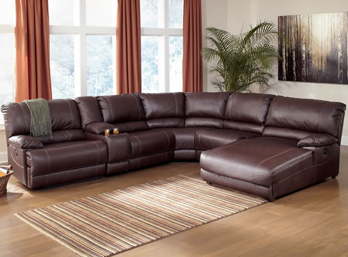 microfiber sectional couch with recliner ... leather sofas sectionals costco with sofa sectional recliner design MAANUHL