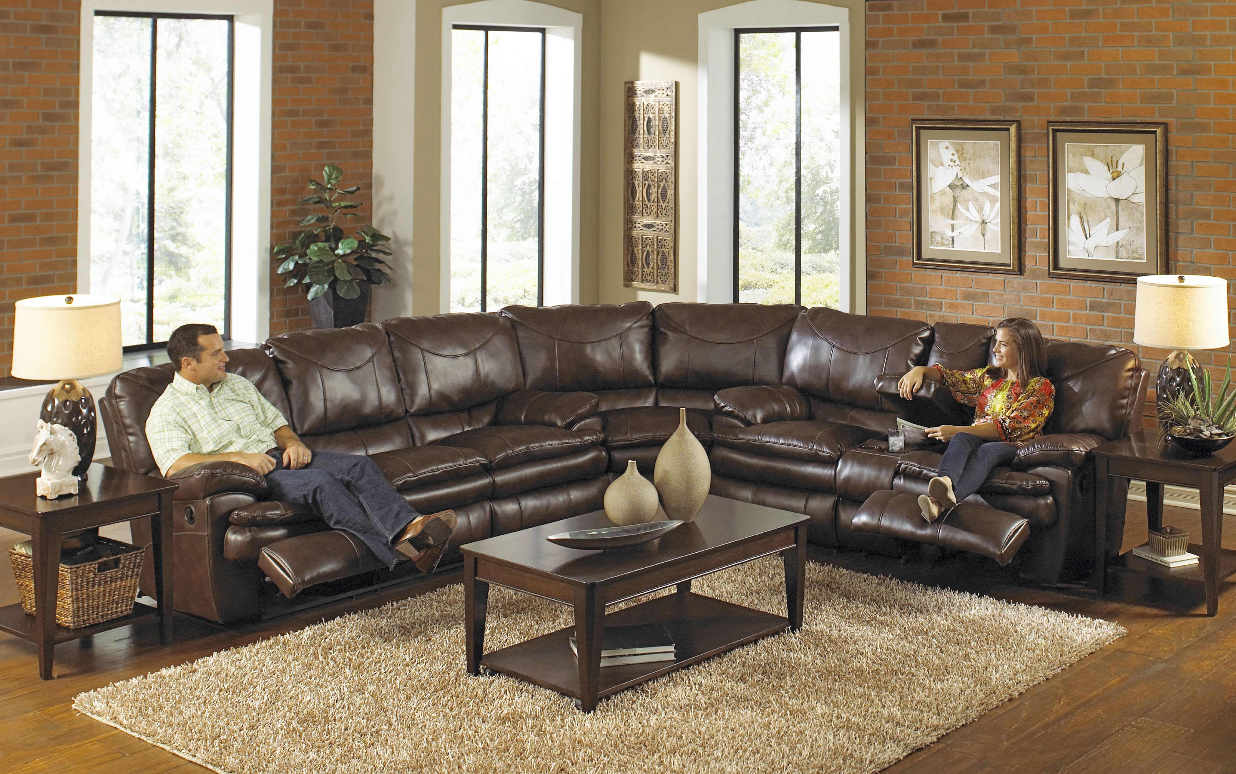 microfiber sectional couch with recliner seating furniture - sectional reclining sofa NBDQOLI