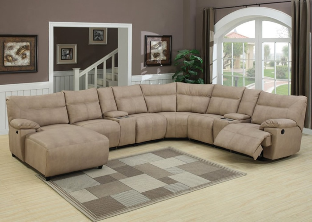 microfiber sectional couch with recliner spacious sofa beds design popular ancient sectionals with recliners JEPGUWX